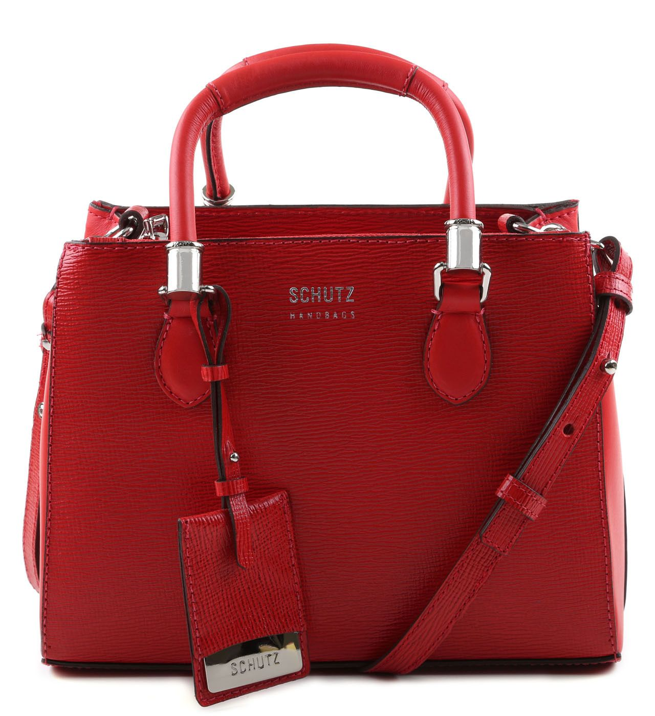 a2034ef00e MINI LORENA RED - Schutz Bolsas Luxo