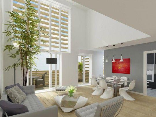 N15 de nexity une résidence moderne dans paris