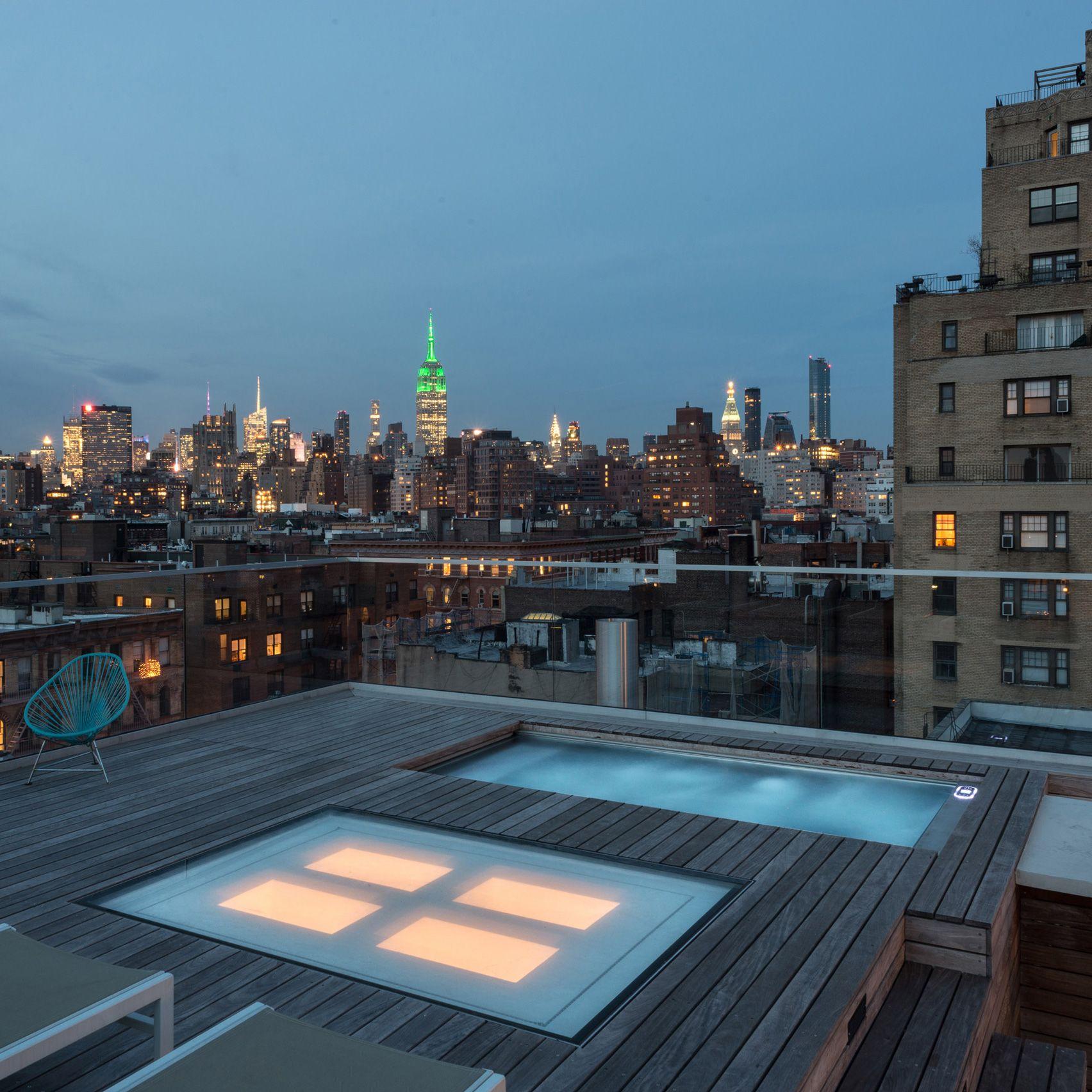 Manhattan New York Studio Apartments: Design Studio TBD Has Transformed An Apartment In