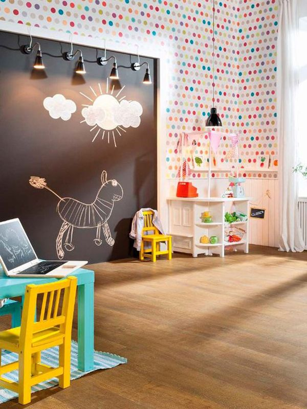 35 Kids Playroom Ideas With Learning Concepts | Home Design And Interior Children's room