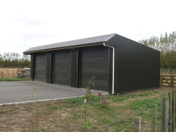 colour steel paint colors man cave garage garage. Black Bedroom Furniture Sets. Home Design Ideas