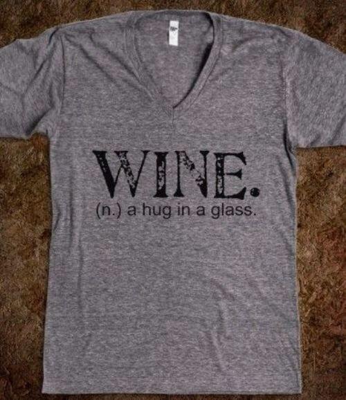 Wine shirt~ i need this