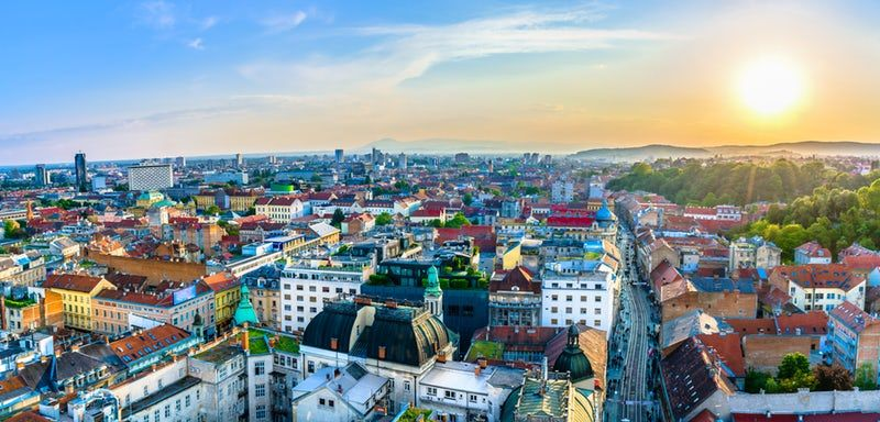 Visit Zagreb 360 Observation Deck Zagreb Travel Destinations European Places To Visit