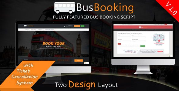 Free Download BusBooking - Online bus booking Yii2 php