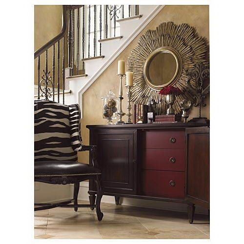 Elegant Foyer Table Decor : Entryway table decor make foyer and