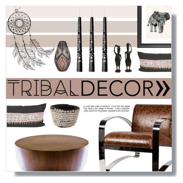 Tribal decor\