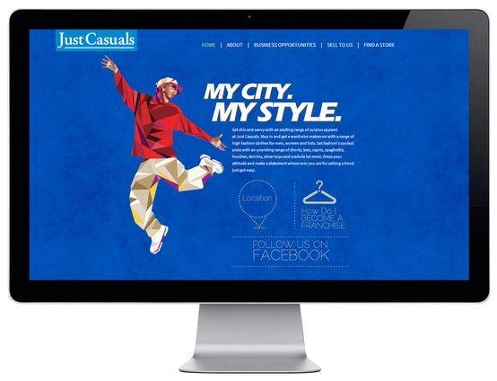 Design   Brochure online, Online web