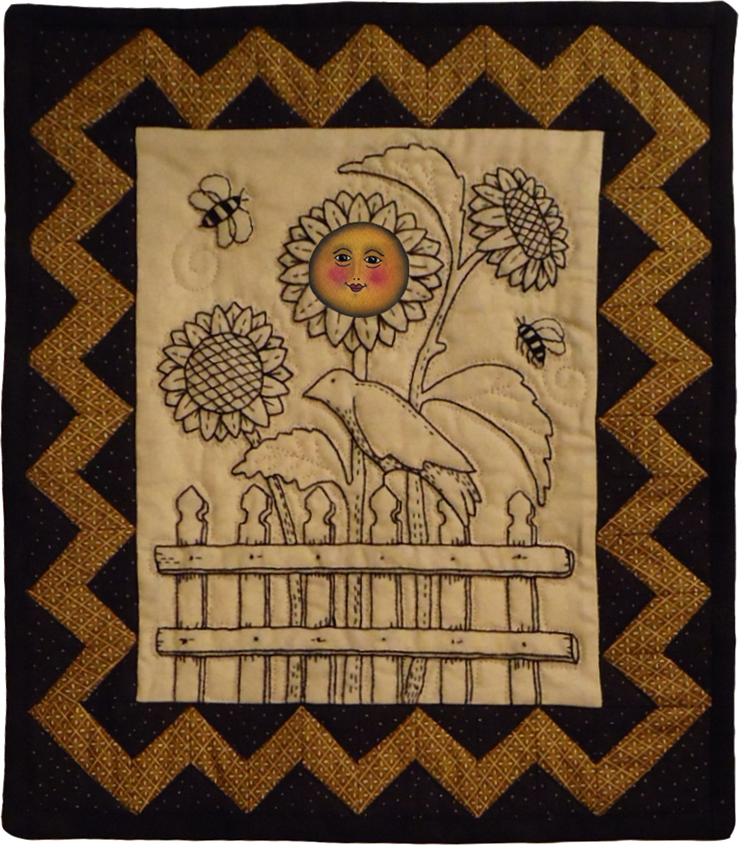 Sweet Stitches - Sunny Days | Embroidery | Pinterest