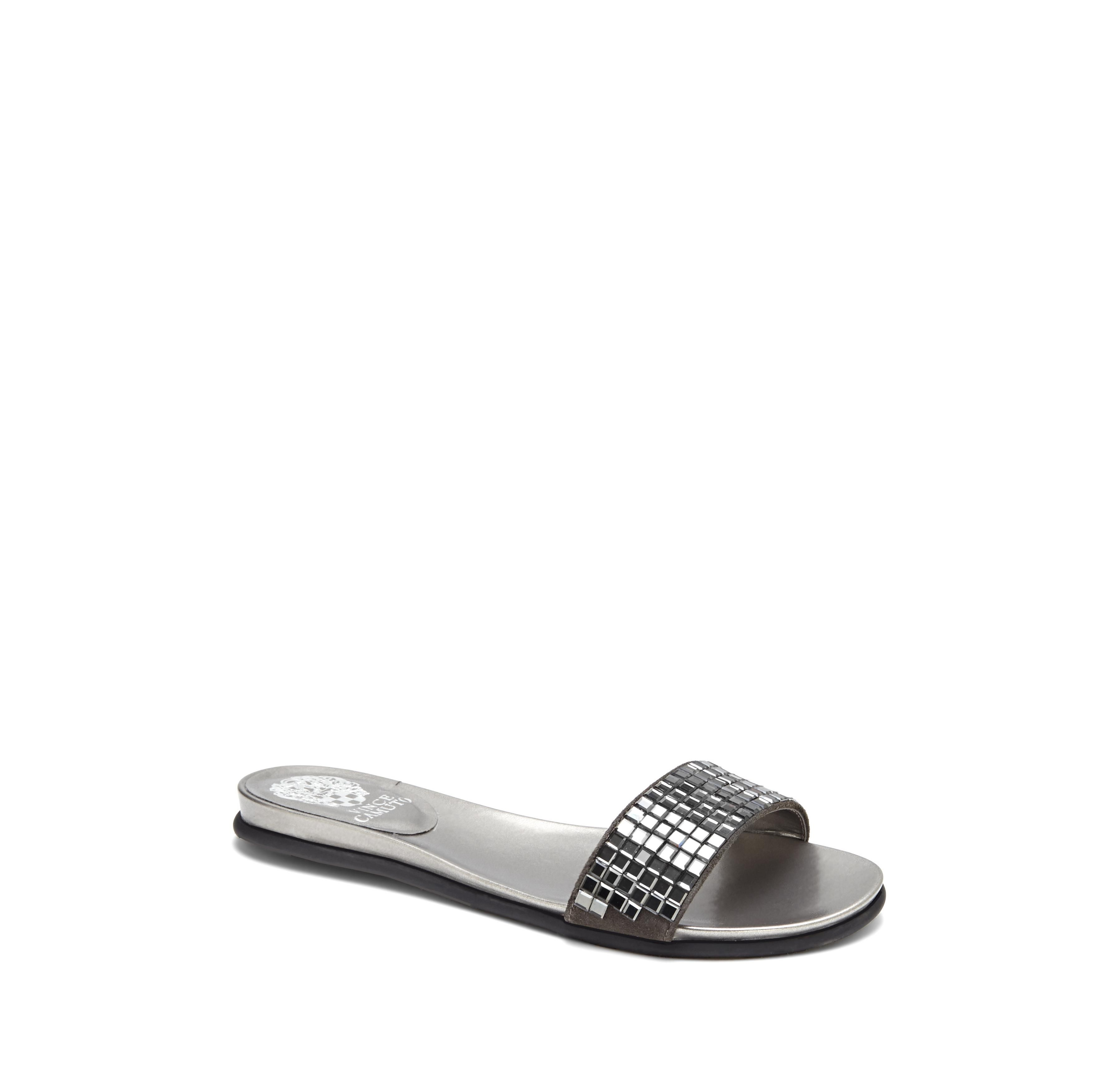 5a2cac03df0438 VINCE CAMUTO EVANAL- SQUARE RHINESTONE STRAP SANDAL - Vince Camuto ...