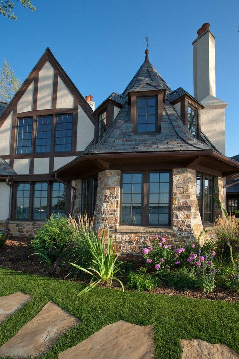 Verführerisch Häuser Stile Das Beste Von Elegant Englisch: Schönes Am S Mit Fantastischer