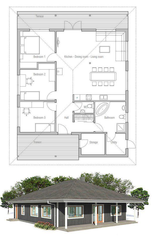 House Plan CH5