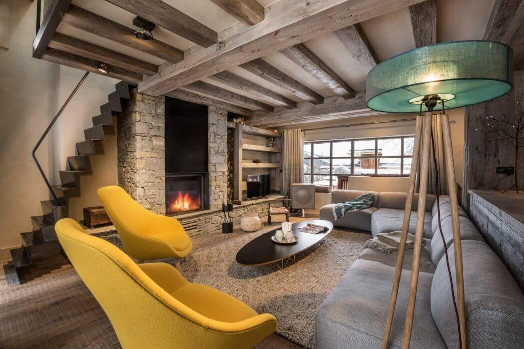 Chalet Design by Amdeco Architecture D\'intérieur | HomeAdore ...