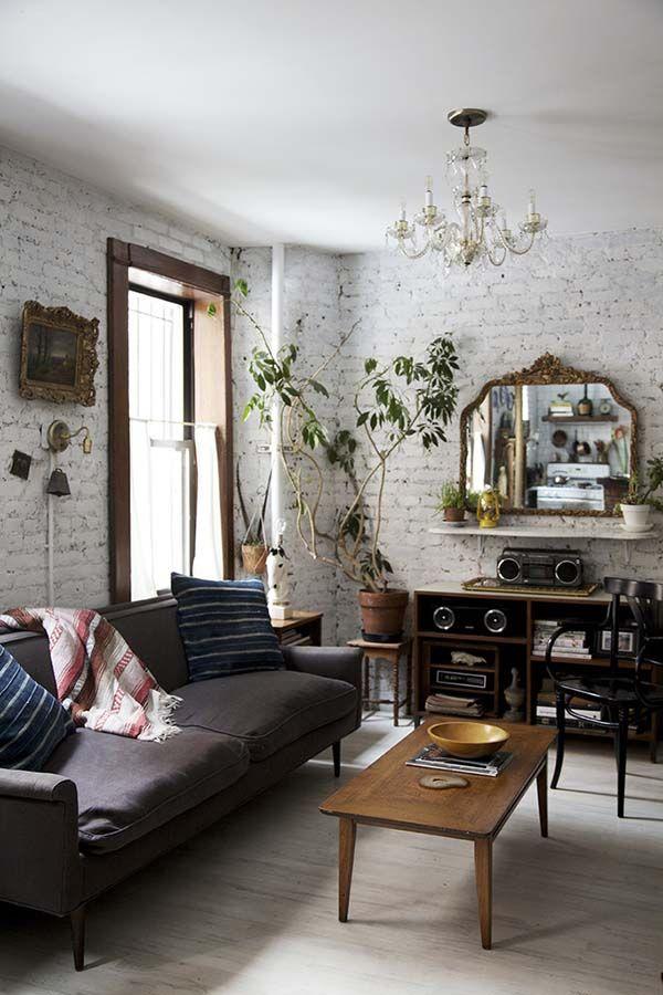 Creating a stylish bohemian chic living room
