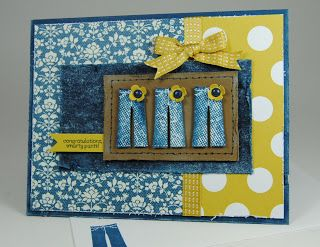 Lauras Works of Heart: PATTERNED OCCASIONS CARDS: