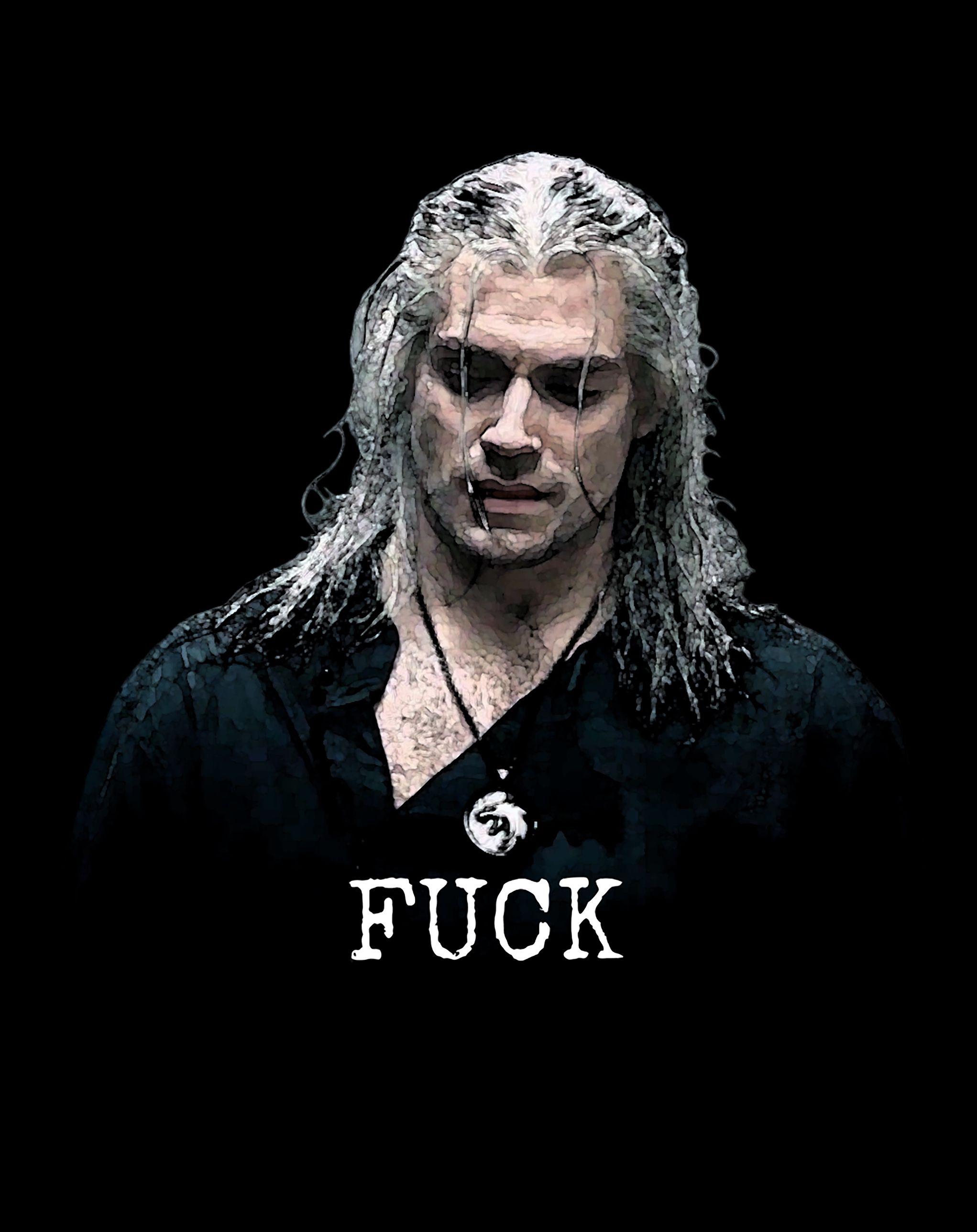 Geralt Of Rivia Geralt Of Rivia The Witcher Witcher Art