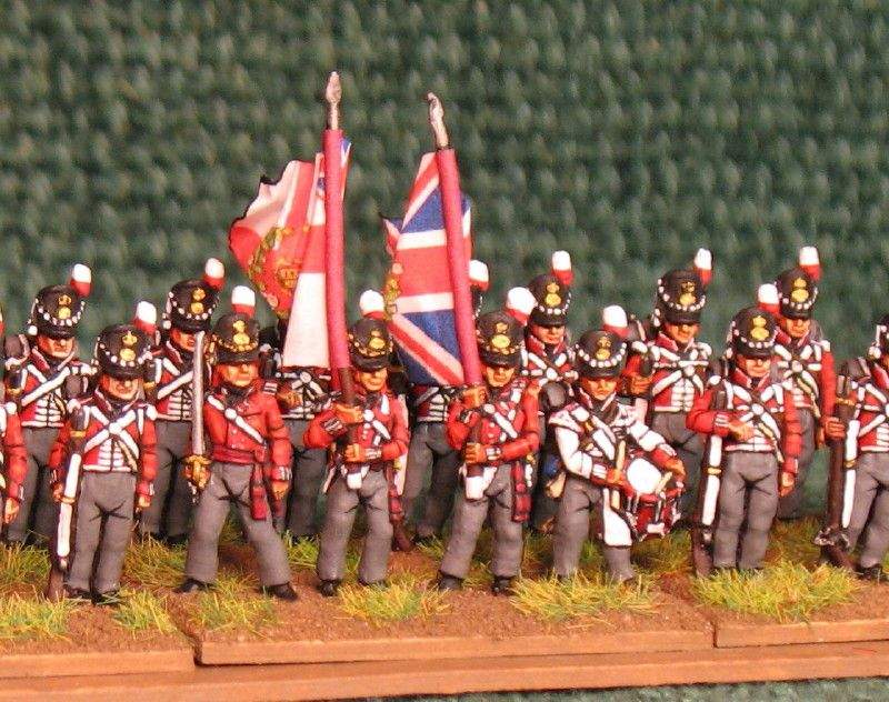 Image result for british napoleonic line infantry bearer | Bloody