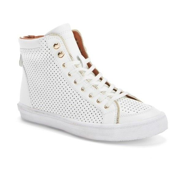 shoes, High top sneakers, Leather high tops