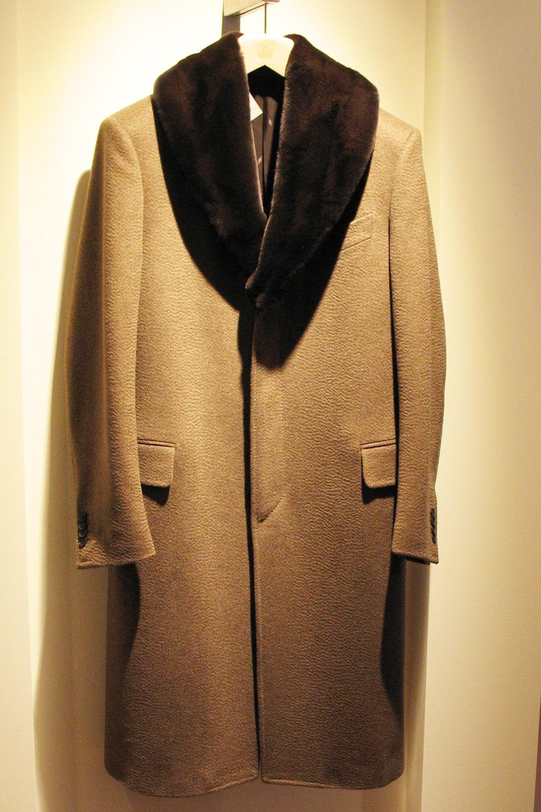 vicuña and mink overcoat dc9c9cb14b0