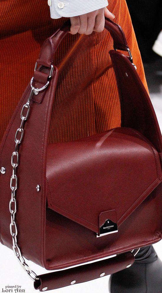 Balenciaga Fall 2016 RTW | @ my handsbags - Handbags & Wallets - http://amzn.to/2hEuzfO