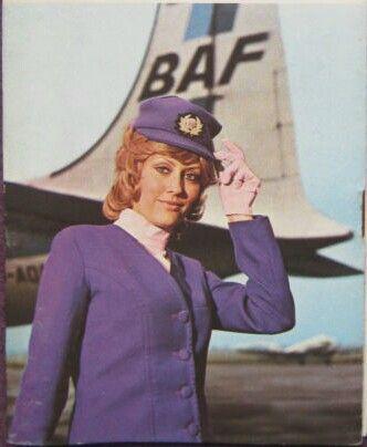 British Air Ferries 1973 Image