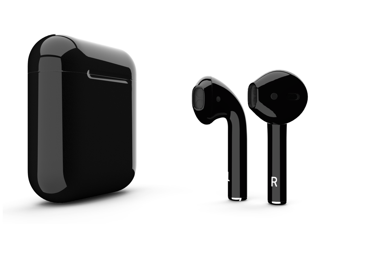 Colorware Will Paint You A Pair Of Black Airpods For A 130 Premium A Few Weeks Ago My Colleague Ashley Carman Put O Black Apple Apple Products Apple Phone