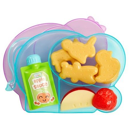 Honestly Cute Snack Time Set 7 99 Baby Doll Strollers Cute Snacks Baby Alive Food