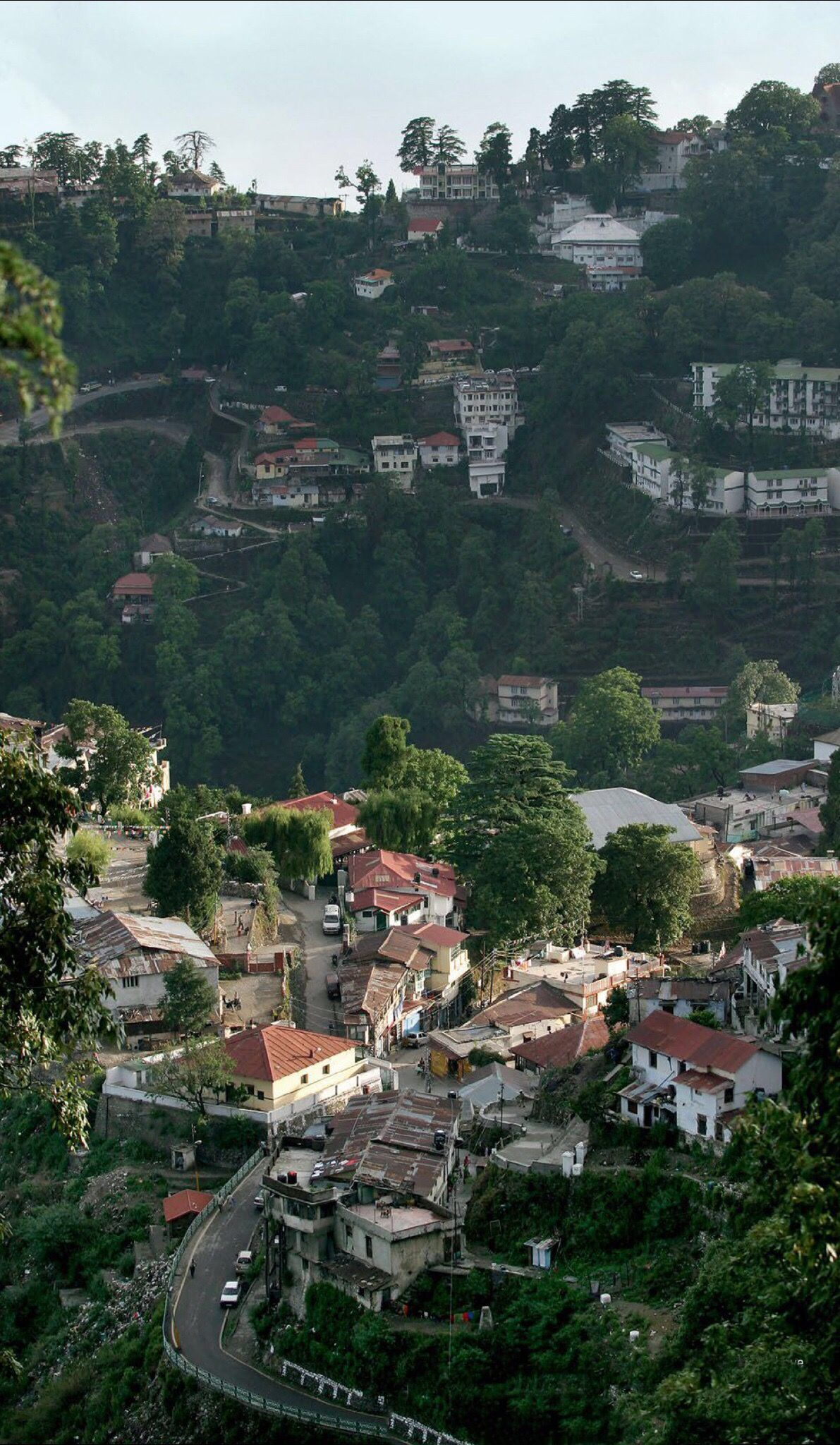 Beautiful Mussoorie town. | Mussoorie, India photography ...