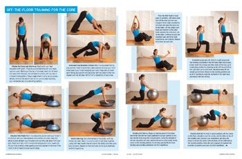 Core floor workouts the ground beneath her feet off the floor training for the core tyukafo
