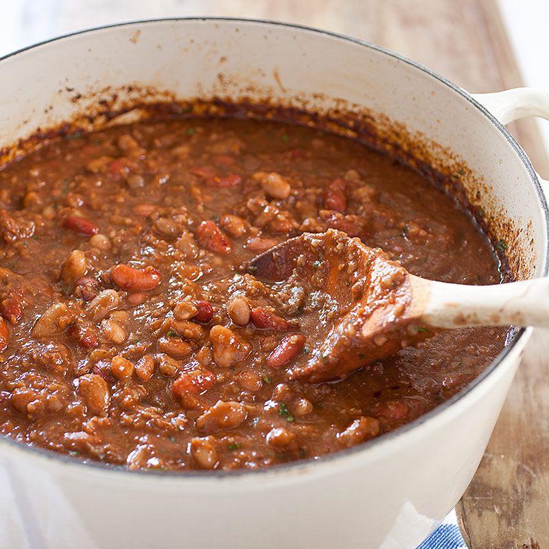 best vegetarian chili america s test kitchen free membership rh pinterest com