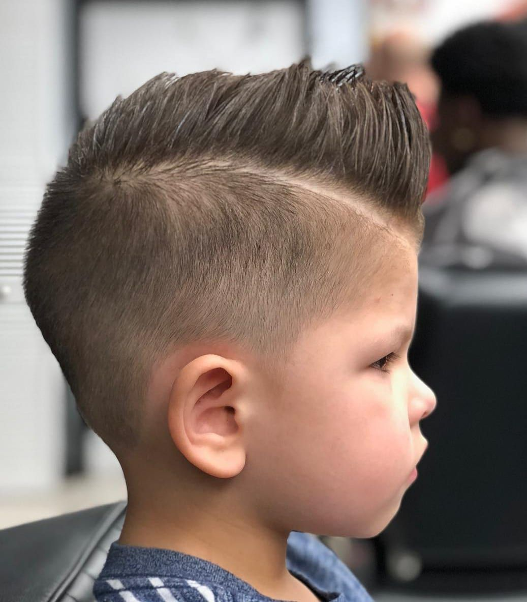 11++ Little boy mohawk haircut information