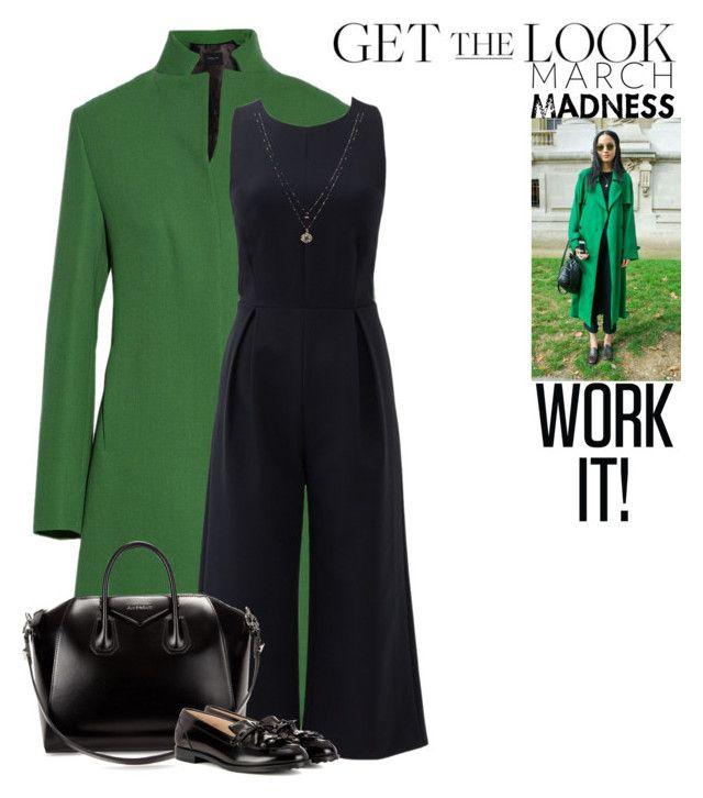 Happy St.Patrick's Day by natasha-bozjic on Polyvore featuring polyvore fashion style Derek Lam Rebecca Minkoff Tod's Givenchy LC Lauren Conrad clothing GREEN Irish