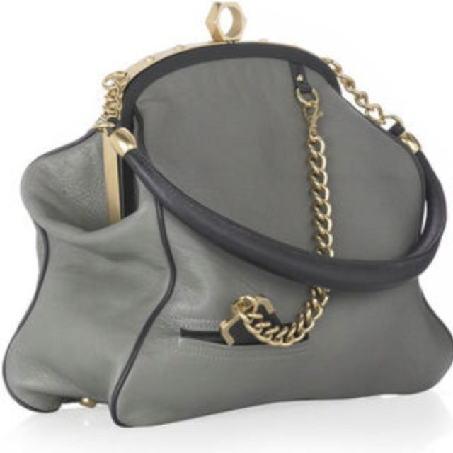 Zac Posen Alexia Leather Bag Bags Zac Posen Bags