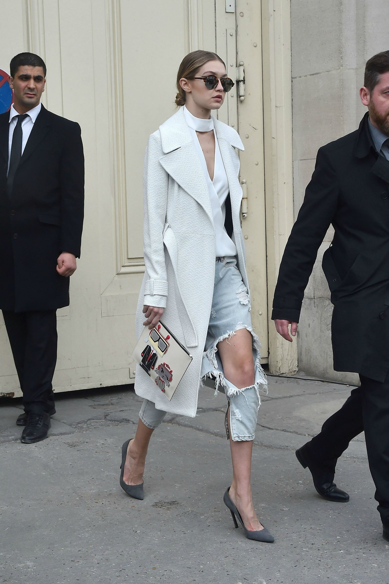 Gigi Hadids best street style moments to inspire your own wardrobe