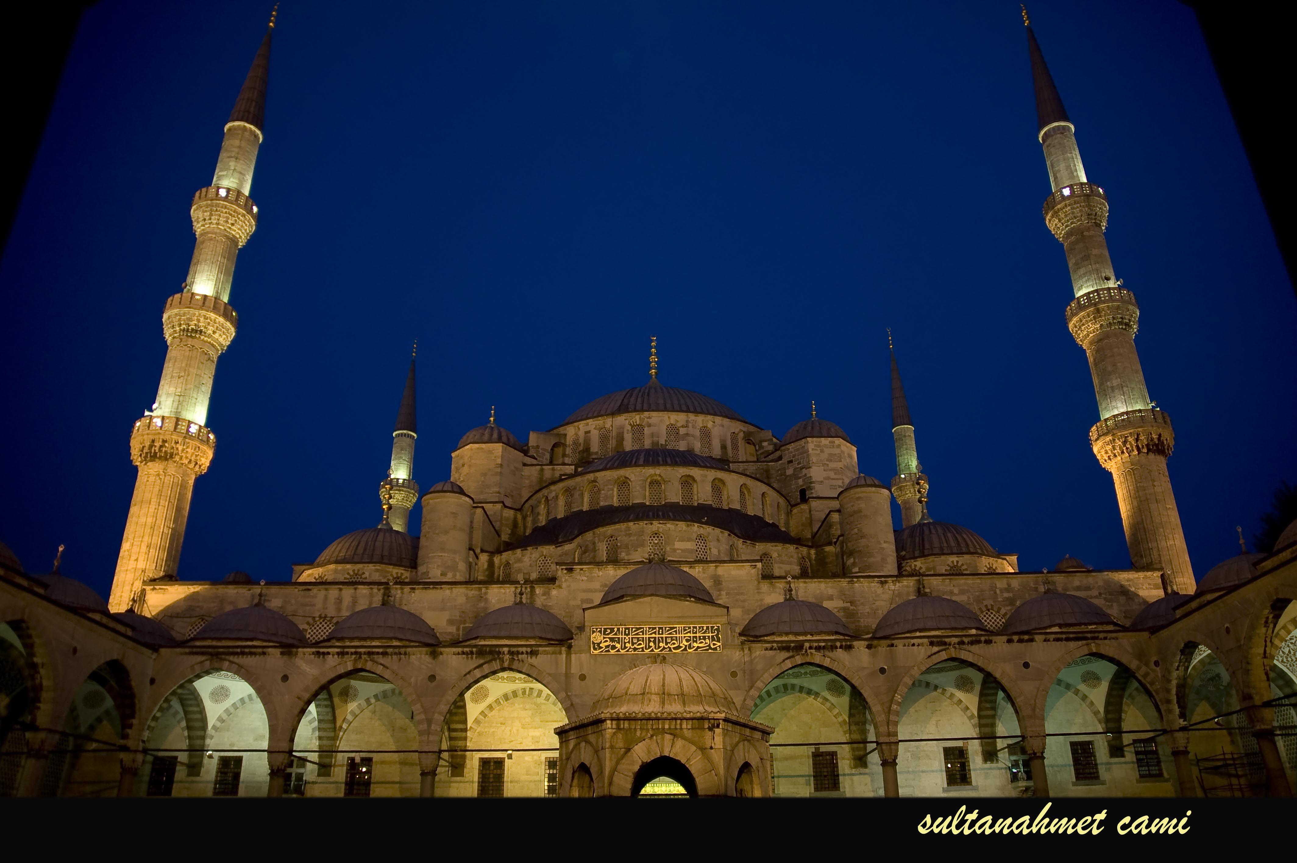 Sultanahmet camii..Blue Mosque... | ISTANBUL | Pinterest