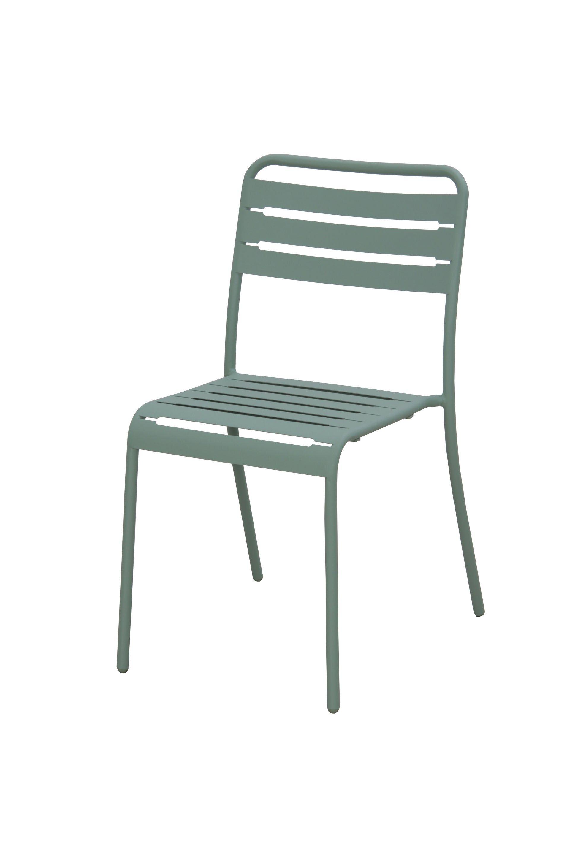 Chaise De Jardin En Acier Bistro Agave Leroy Merlin En 2020 Chaise De Jardin Table Et Chaises Chaise D Exterieur