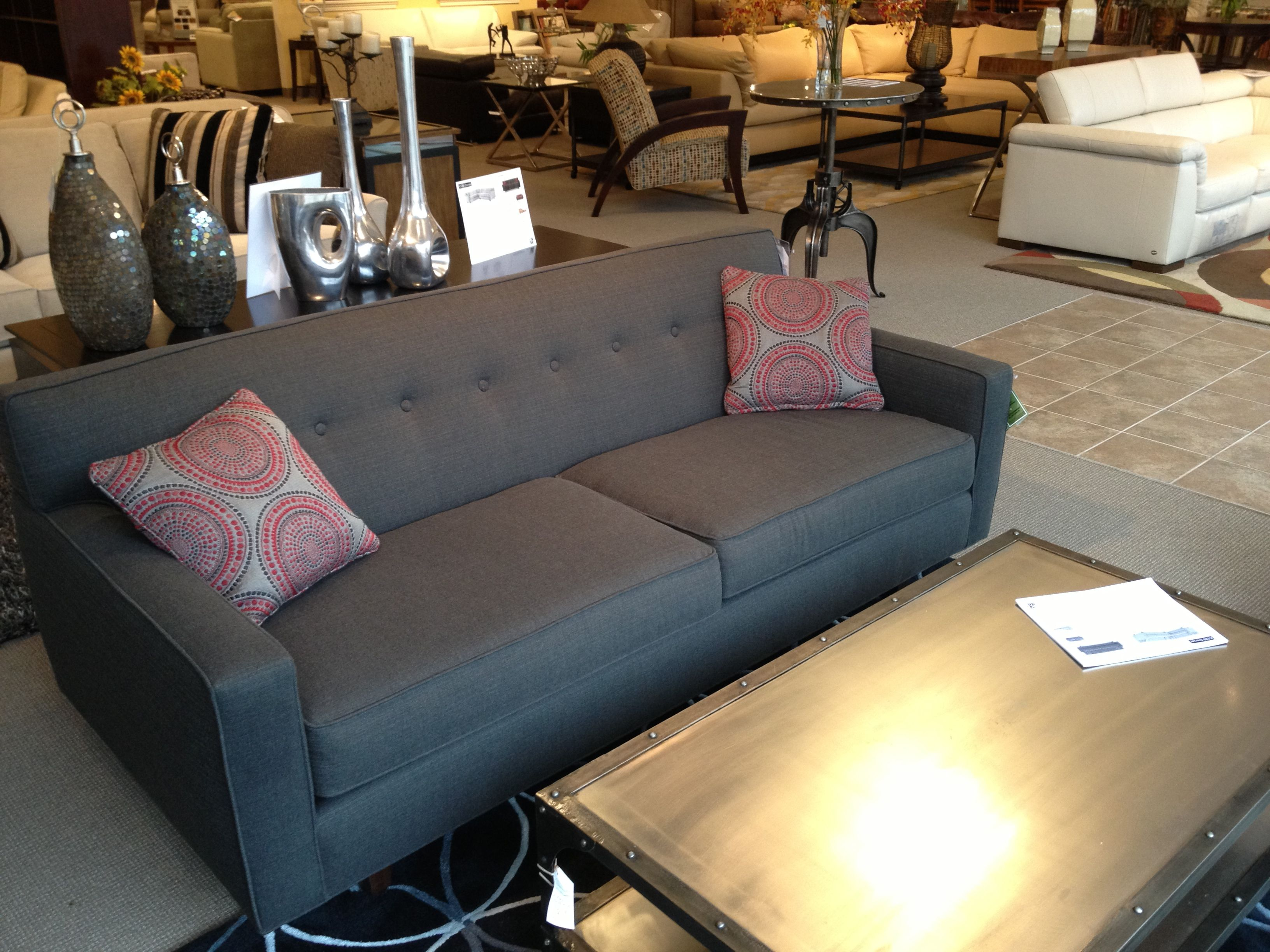 The Dorset Sofa From Rowe Furniture Is