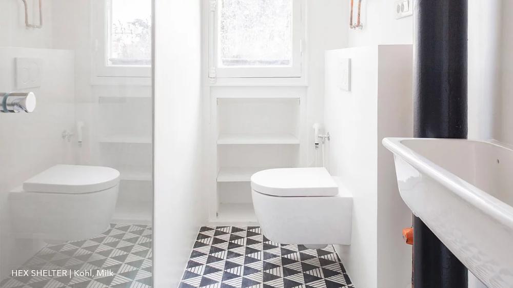 Hex Shelter Popham Design Design Moroccan Concrete Tile Perfect Combos