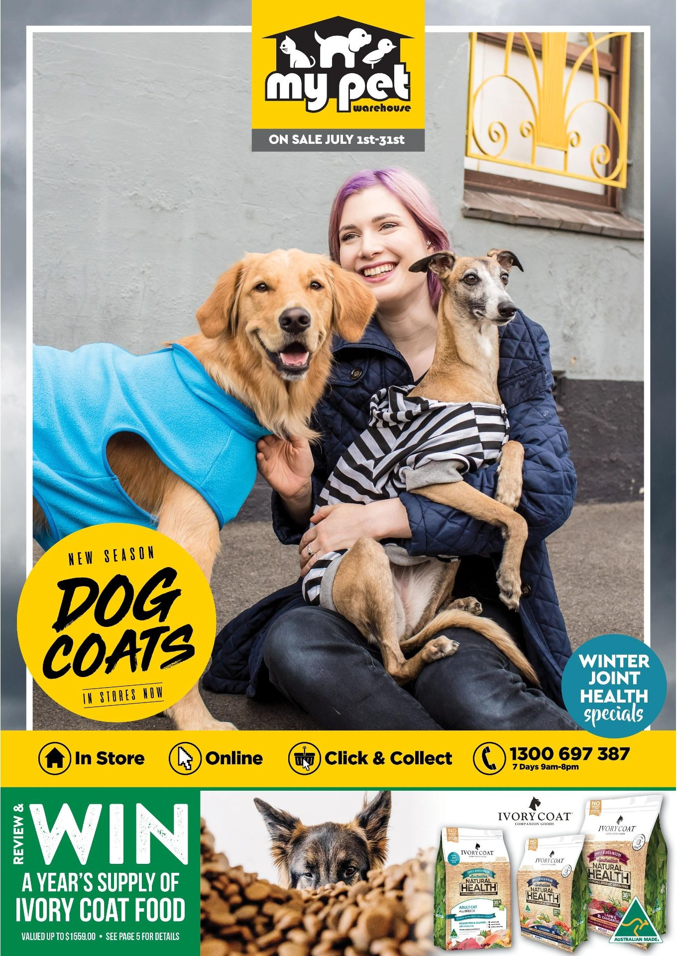 My Pet Warehouse Catalogue Summer Saving 1 31 January 2019