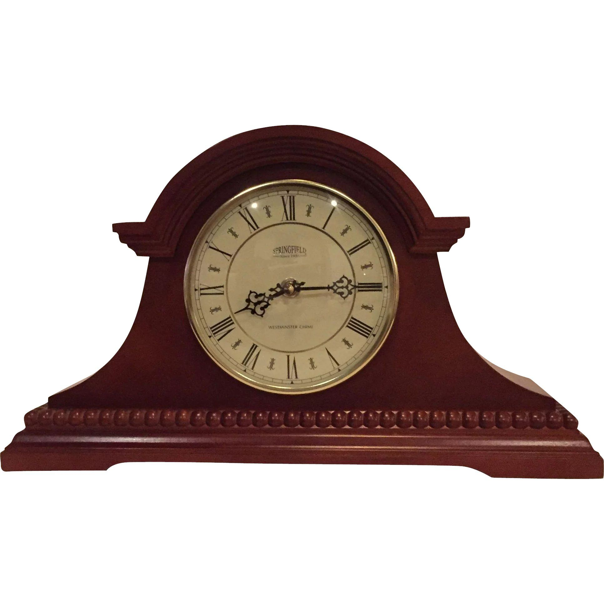 Springfield Westminster Chime Mantel
