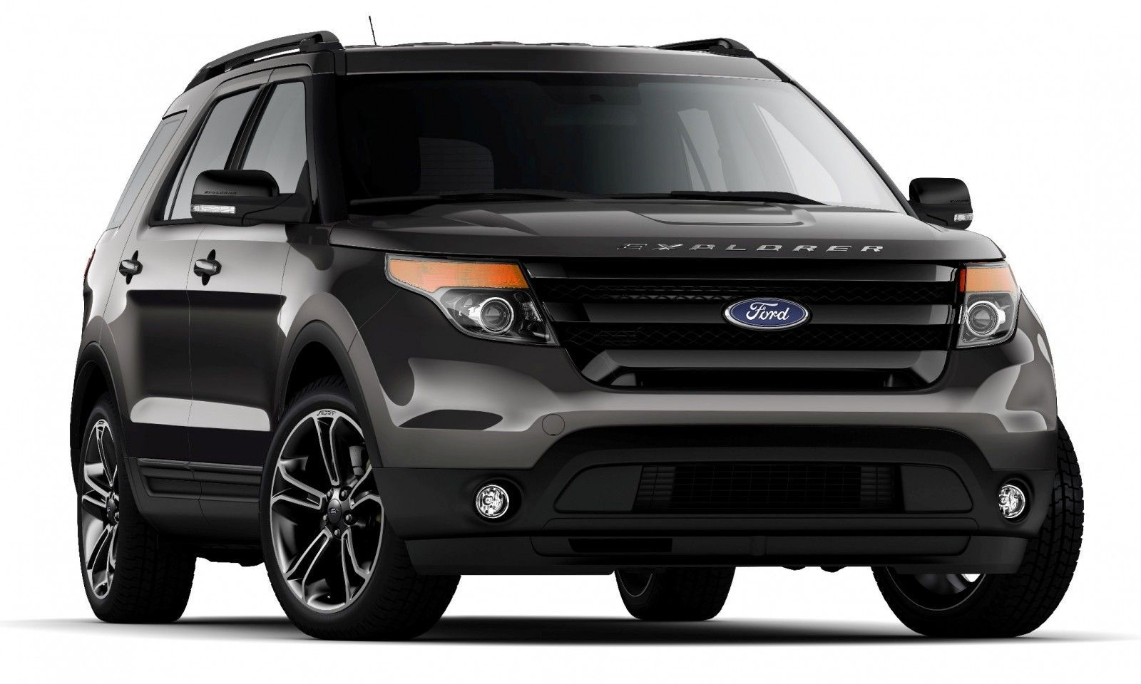 2015 Ford Explorer XLT Appearance Pack Adds 2.0L Turbo