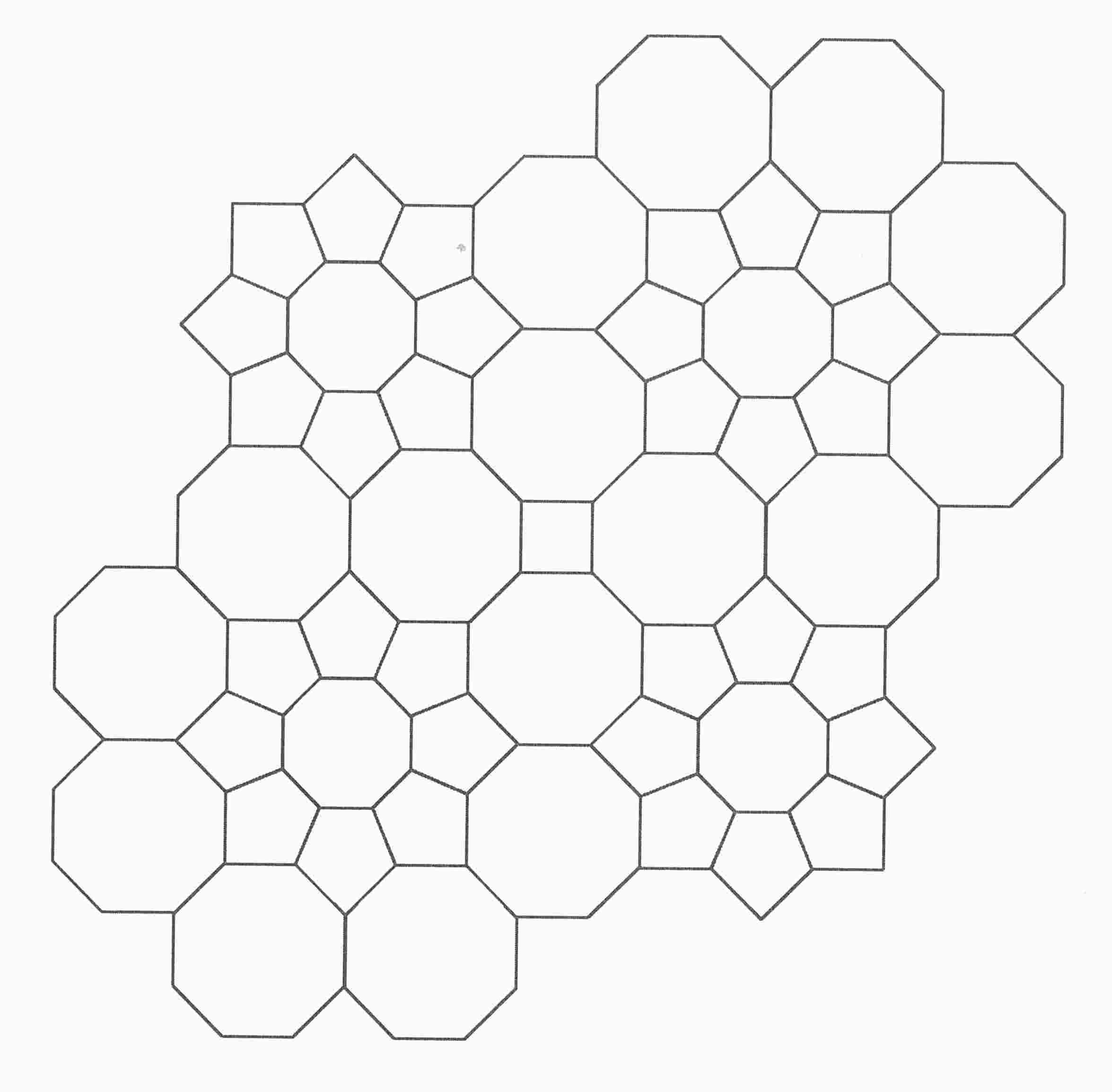From Pretty and Useful, an awesome octagon-based design