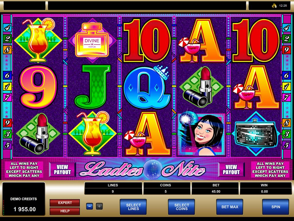 Ladies Nite - http://freeslots77.com/ladies-nite/ - Free Ladies Nite slot  is the right pick to spend your weekend. The ga… | Free online slots,  Casino chips, Casino