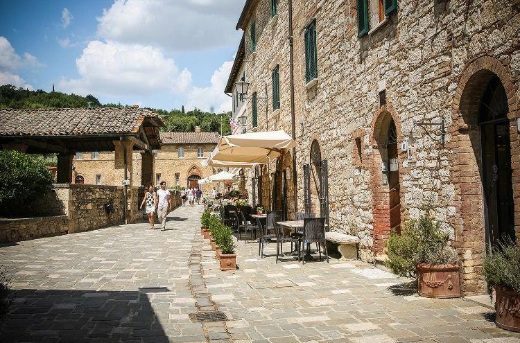 Bagno Vignoni ( Siena )