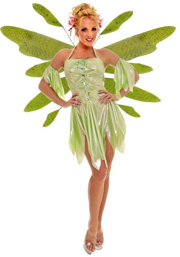fairy costumes for women fairy costume woodland fairy costume nymph the - Green Fairy Halloween Costume