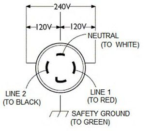 Image Result For Outlet Home Diagram 240v With Images Generation Home Electrical Wiring Electrical Projects