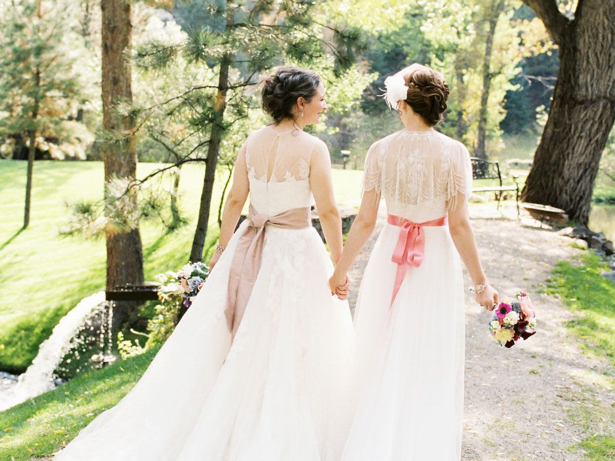 An Lgbtq Couple S Guide To Marriage Name Changes Our Wedding