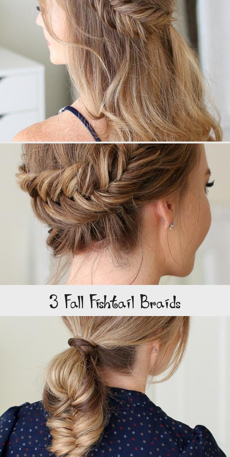 Schritt für Schritt Fancy French Fishtail Braid Tutorial für, #Braid #Fancy #Fishtail #French #step - #braid #fancy #fishtail #french #schritt #tutorial - #new