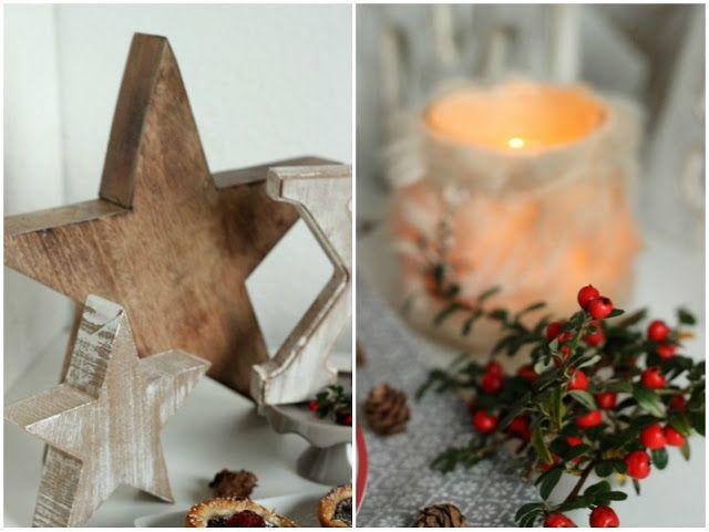 Adventskalendertürchen # 8 - Schoko-Lebkuchen Cremetörtchen | SASIBELLA
