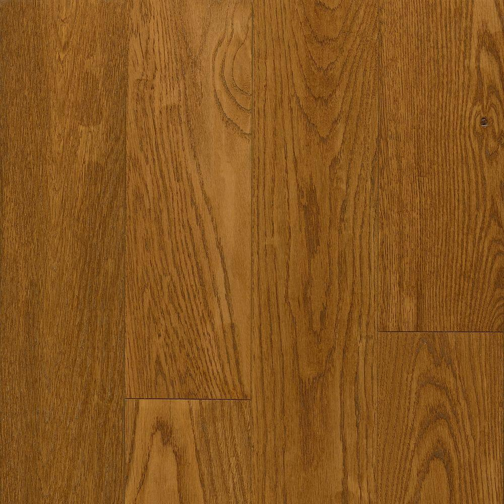 Bruce American Vintage Scraped Light Spice Oak 3 4 In T X 5 In W X Varying L Solid Hardwood Flooring 23 5 Sq Ft Case Samv5ls Hardwood Floors Hardwood Types Of Wood Flooring