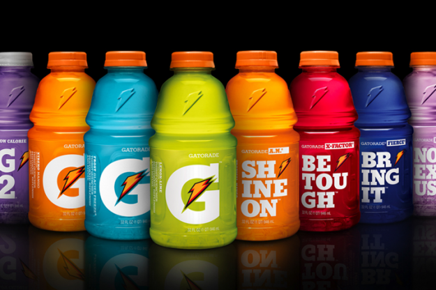 Why You Should Never Drink Gatorade (and a variety of